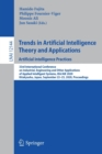 Image for Trends in Artificial Intelligence Theory and Applications. Artificial Intelligence Practices : 33rd International Conference on Industrial, Engineering and Other Applications of Applied Intelligent Sy