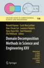 Image for Domain Decomposition Methods in Science and Engineering XXV