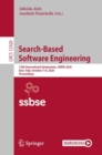 Image for Search-Based Software Engineering: 12th International Symposium, SSBSE 2020, Bari, Italy, October 7-8, 2020, Proceedings : 12420