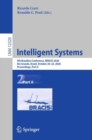 Image for Intelligent Systems : 9th Brazilian Conference, BRACIS 2020, Rio Grande, Brazil, October 20-23, 2020, Proceedings, Part II