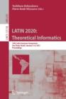 Image for LATIN 2020: Theoretical Informatics : 14th Latin American Symposium, Sao Paulo, Brazil, January 5-8, 2021, Proceedings