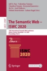 Image for The Semantic Web - ISWC 2020 : 19th International Semantic Web Conference, Athens, Greece, November 2-6, 2020, Proceedings, Part II