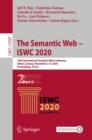 Image for Semantic Web - ISWC 2020: 19th International Semantic Web Conference, Athens, Greece, November 2-6, 2020, Proceedings, Part II : 12507