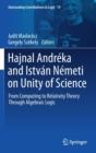 Image for Hajnal Andreka and Istvan Nemeti on Unity of Science : From Computing to Relativity Theory Through Algebraic Logic