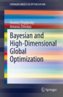 Image for Bayesian and high-dimensional global optimization
