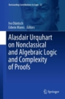 Image for Alasdair Urquhart on Nonclassical and Algebraic Logic and Complexity of Proofs