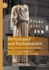 Image for Performance and posthumanism  : staging prototypes of composite bodies