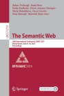 Image for The Semantic Web : 18th International Conference, ESWC 2021, Virtual Event, June 6-10, 2021, Proceedings