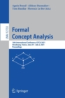 Image for Formal Concept Analysis : 16th International Conference, ICFCA 2021, Strasbourg, France, June 29 - July 2, 2021, Proceedings