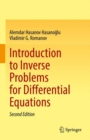 Image for Introduction to Inverse Problems for Differential Equations