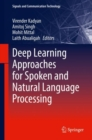 Image for Deep Learning Approaches for Spoken and Natural Language Processing