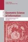 Image for Geometric Science of Information : 5th International Conference, GSI 2021, Paris, France, July 21-23, 2021, Proceedings