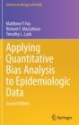 Image for Applying Quantitative Bias Analysis to Epidemiologic Data