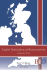 Image for English nationalism and euroscepticism  : losing the peace