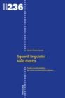 Image for Sguardi linguistici sulla marca: Analisi morfosintattica dei nomi commerciali in italiano : volume 236