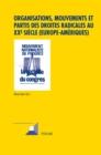 Image for Organisations, mouvements et partis des droites radicales au XX e siecle (Europe-Ameriques) : 86