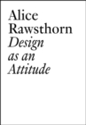 Image for Design as an attitude