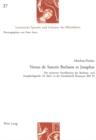 Image for Versus de Sanctis Barlaam et Josaphat : Die anonyme Versifikation der Barlaam- und Josaphatlegende (12. Jhd.) in der Handschrift Besancon BM 94