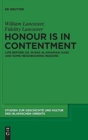 Image for Honour Is in Contentment : Life Before Oil in Ras Al-Khaimah (UAE) and Some Neighbouring Regions
