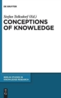 Image for Conceptions of Knowledge