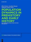 Image for Population Dynamics in Prehistory and Early History : New Approaches Using Stable Isotopes and Genetics