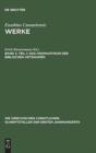 Image for Werke, Band 3, Teil 1, Das Onomastikon der biblischen Ortsnamen