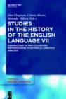Image for Studies in the History of the English Language VII: Generalizing vs. Particularizing Methodologies in Historical Linguistic Analysis : 94
