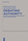 Image for Debating Authority: Concepts of Leadership in the Pentateuch and the Former Prophets : 507