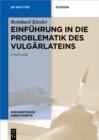 Image for Einfuhrung in die Problematik des Vulgarlateins : 48