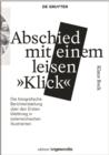 """Image for Abschied mit einem leisen """"Klick"""" : Die fotografische Berichterstattung uber den Ersten Weltkrieg in oesterreichischen Illustrierten"""