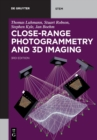 Image for Close-Range Photogrammetry and 3D Imaging