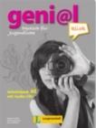 Image for geni@l Klick : Arbeitsbuch A1 mit Audio-CDs (2)