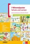Image for Meine Welt auf Deutsch : Wimmelposter Schule und Lernen
