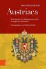Image for Austriaca : Abhandlungen zur Habsburgermonarchie im 'langen' 19. Jahrhundert