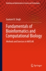 Image for Fundamentals of Bioinformatics and Computational Biology: Methods and Exercises in MATLAB : 6