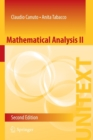 Image for Mathematical Analysis II