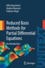 Image for Reduced Basis Methods for Partial Differential Equations : An Introduction
