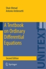 Image for A Textbook on Ordinary Differential Equations