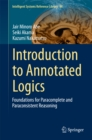 Image for Introduction to Annotated Logics: Foundations for Paracomplete and Paraconsistent Reasoning : 88