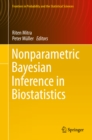 Image for Nonparametric Bayesian Inference in Biostatistics