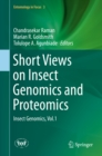 Image for Short Views on Insect Genomics and Proteomics: Insect Genomics, Vol.1 : 3