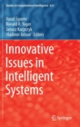 Image for Innovative issues in intelligent systems