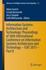 Image for Information Systems Architecture and Technology: Proceedings of 36th International Conference on Information Systems Architecture and Technology - ISAT 2015 - Part II : 430