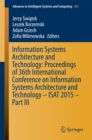 Image for Information Systems Architecture and Technology: Proceedings of 36th International Conference on Information Systems Architecture and Technology - ISAT 2015 - Part III : 431