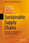 Image for Sustainable Supply Chains: a Research-Based Textbook on Operations and Strategy : 4