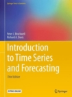 Image for Introduction to time series and forecasting