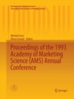 Image for Proceedings of the 1993 Academy of Marketing Science (AMS) Annual Conference