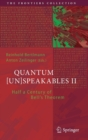 Image for Quantum [Un]Speakables II : Half a Century of Bell's Theorem