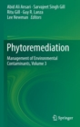 Image for Phytoremediation : Management of Environmental Contaminants, Volume 3
