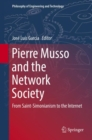 Image for Pierre Musso and the network society: from Saint-Simonianism to the internet : 27